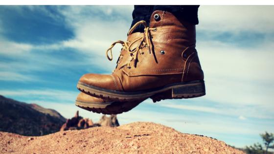 Malcolm Rosenfeld - Blog 1 - GPS Smart Boots